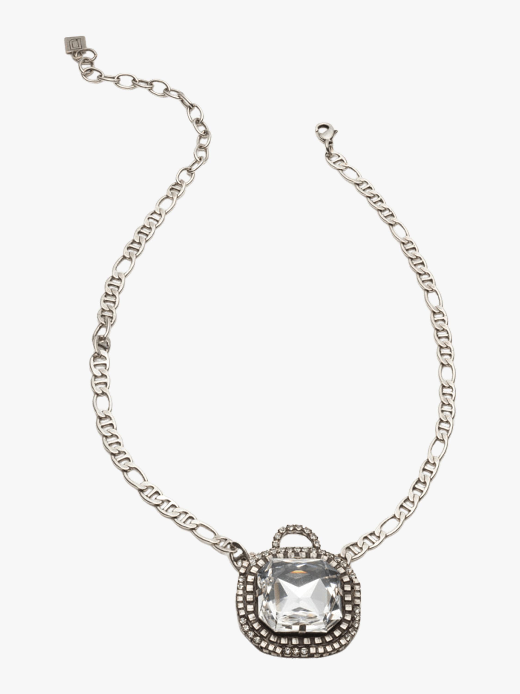 Cyclamen Necklace