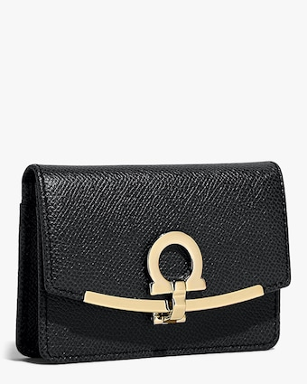 Salvatore Ferragamo Icona Card & Key Holder 1