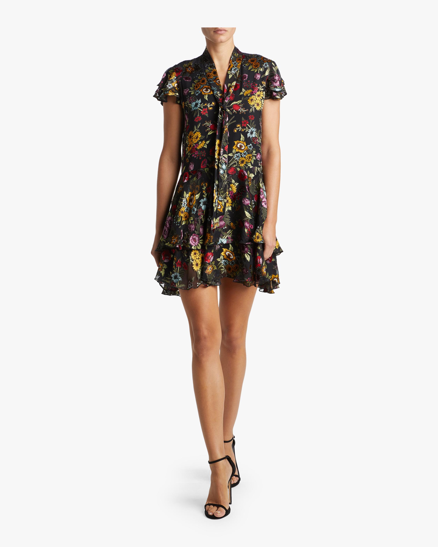 Moore V Neck Dress