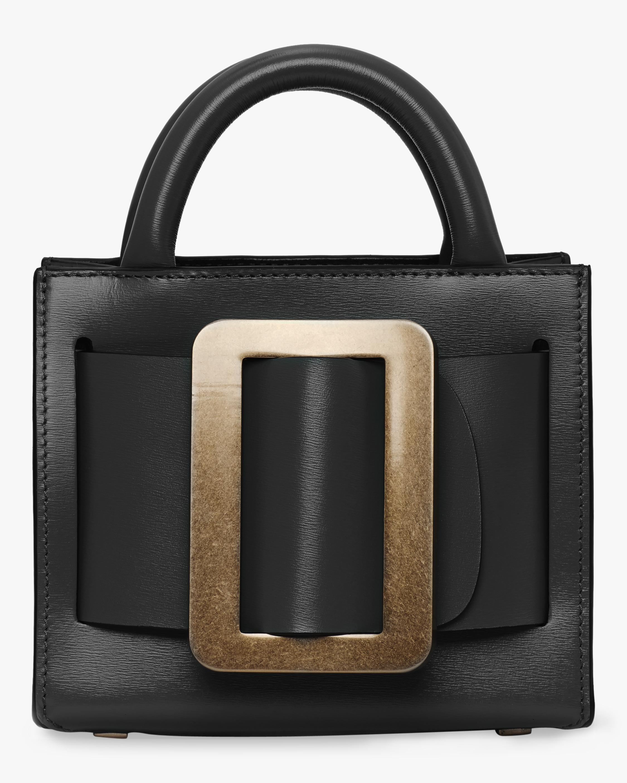 Bobby 16 Leather Top Handle Bag