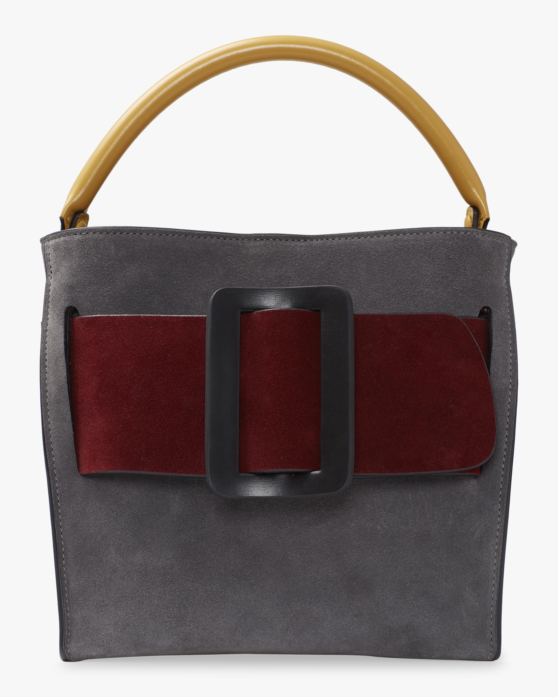 Devon 21 Leather Top Handle Bag