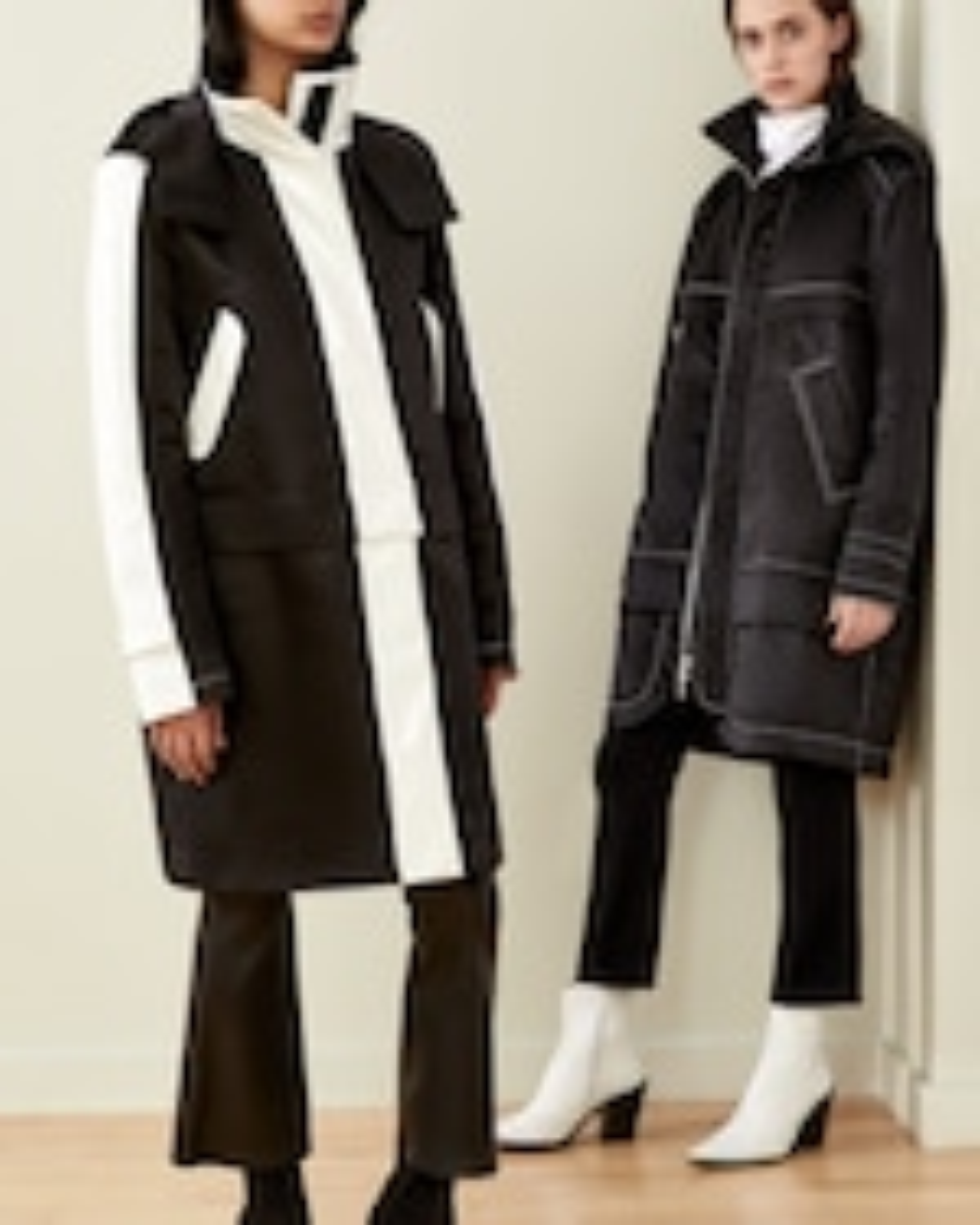 CAALO Convertible Sustainable Raincoat 1