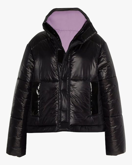 CAALO Reversible Cropped Down Coat 0