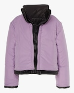 CAALO Reversible Cropped Down Coat 3