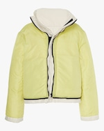 CAALO Reversible Cropped Down Coat 4