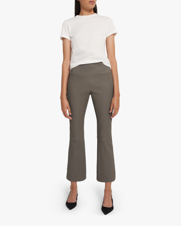 Theory Urban Street Leather Pants 2