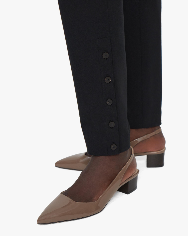 Theory Eco Button Leggings 5