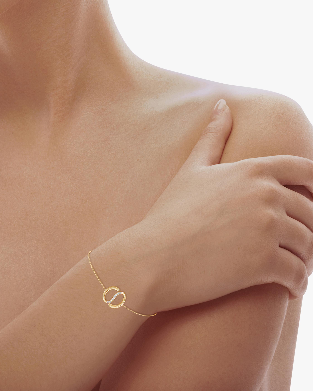Natori Yin-Yang Diamond Shangri-La Bolo Bracelet 1