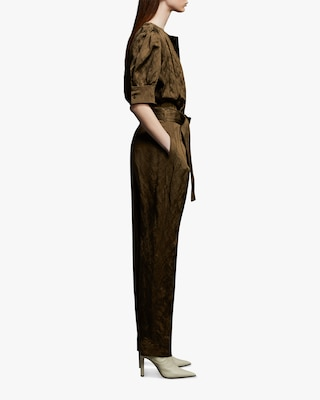 Jason Wu Collection Crinkled Jumpsuit 2
