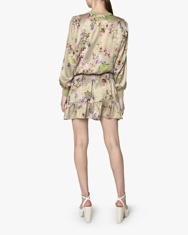 Nicole Miller Drop-Waist Mini Dress 1