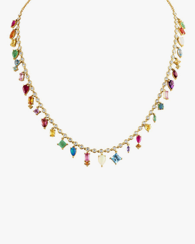 Eden Presley Rainbow Collar Necklace 0