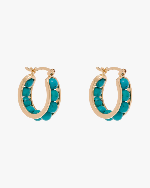 Carolina Neves Turquoise Huggies 1