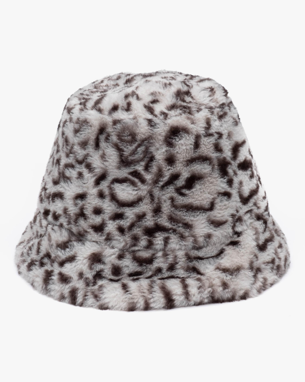 Eugenia Kim Charlie Leopard Print Bucket Hat 0