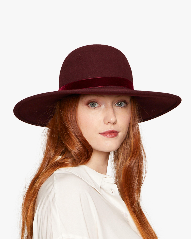 Eugenia Kim Honey Wool Hat 2