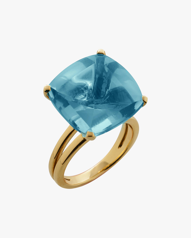 Goshwara Gossip Blue Topaz Ring 0