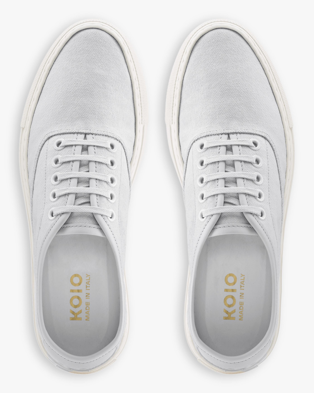 KOIO Mist Portofino Canvas Sneaker 3
