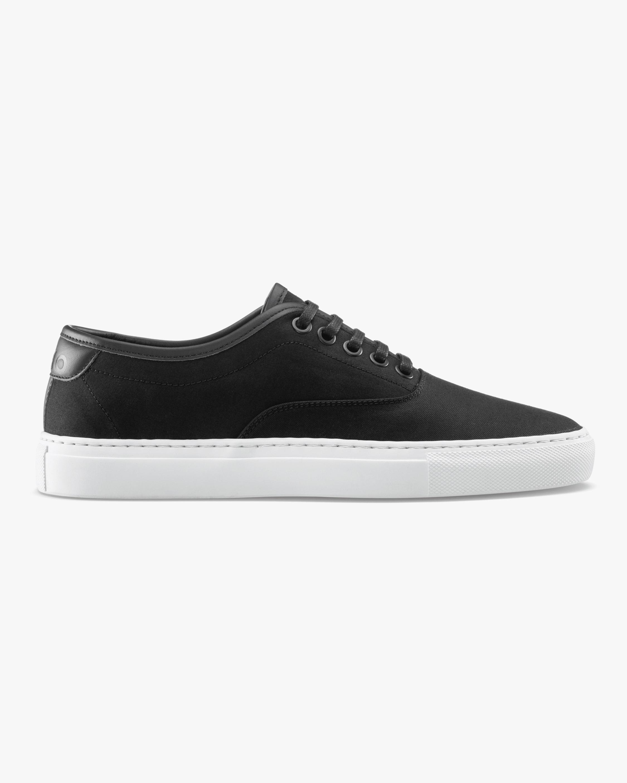 KOIO Onyx Portofino Canvas Sneaker 0