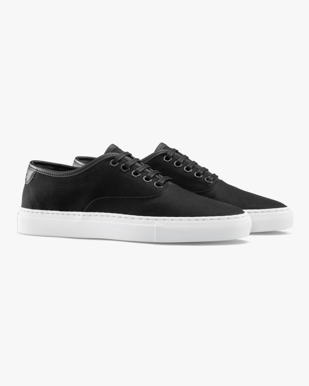 KOIO Onyx Portofino Canvas Sneaker 1