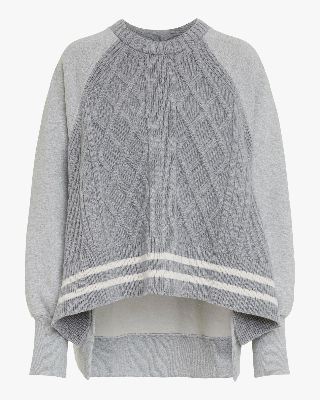 Dorothee Schumacher Structured Ease Sweatshirt 0