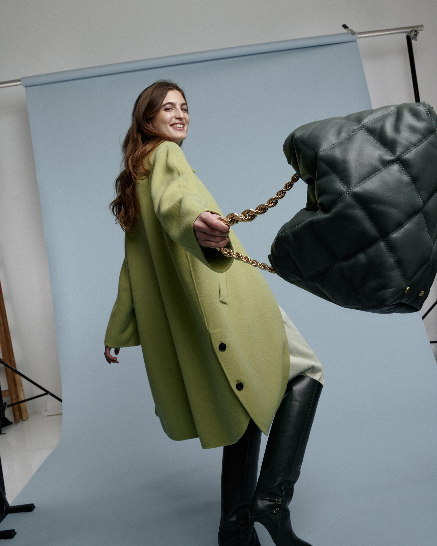 Dorothee Schumacher Slouchy Ease Coat 1
