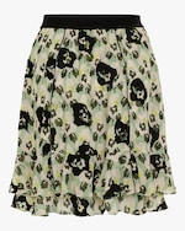 Dorothee Schumacher Flower Patch Skirt 0