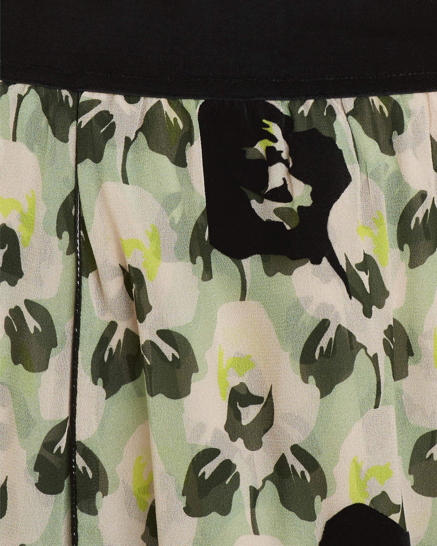 Dorothee Schumacher Flower Patch Skirt 1