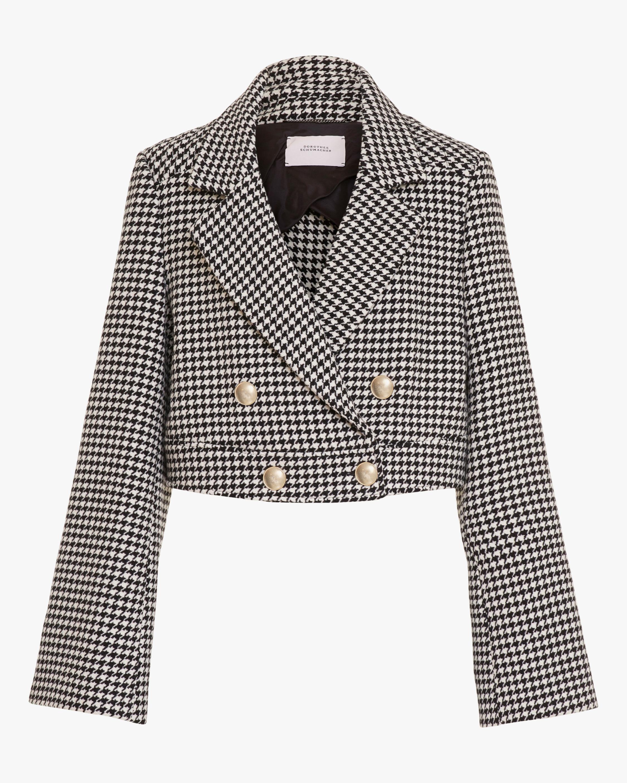 Dorothee Schumacher Graphic Softness Cropped Jacket 1