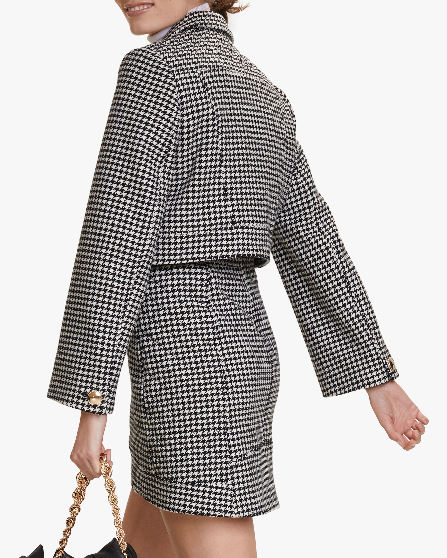Dorothee Schumacher Graphic Softness Cropped Jacket 3