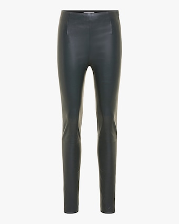 Dorothee Schumacher Sleek Comfort Leather Pants 1