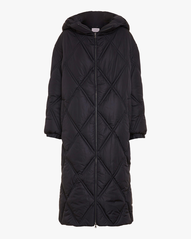 Dorothee Schumacher Cozy Coolness Coat 1