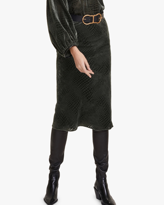 Dorothee Schumacher Velvet Instinct Skirt 2
