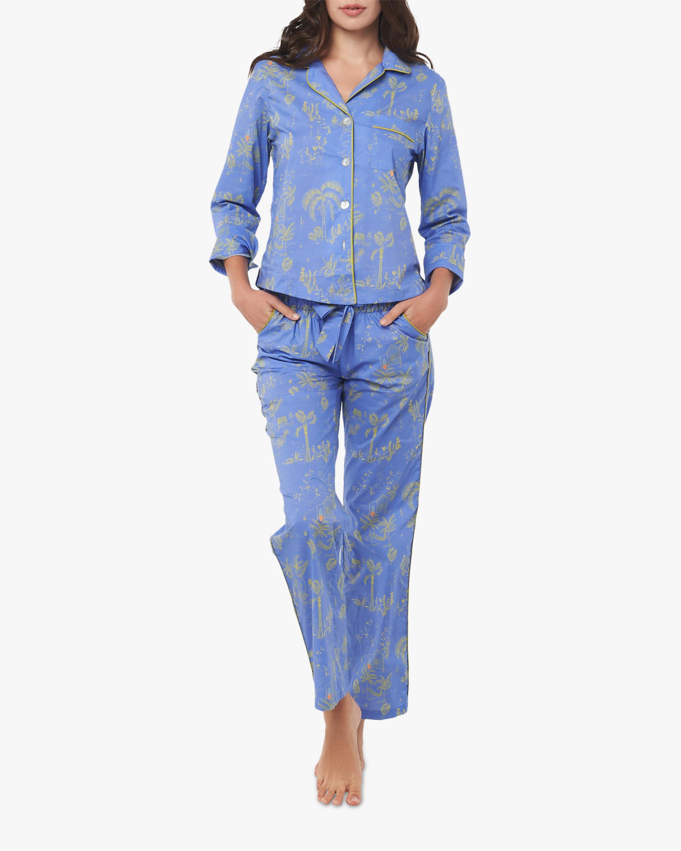 The Lazy Poet Emma Cotton Pajama Set 1