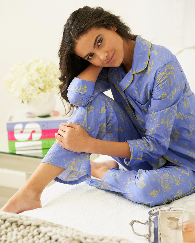 The Lazy Poet Emma Cotton Pajama Set 2