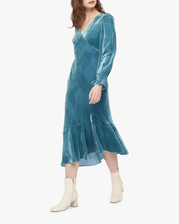 Diane von Furstenberg Manal Two Dress 5