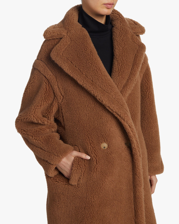Max Mara Icon Teddy Bear Coat 4