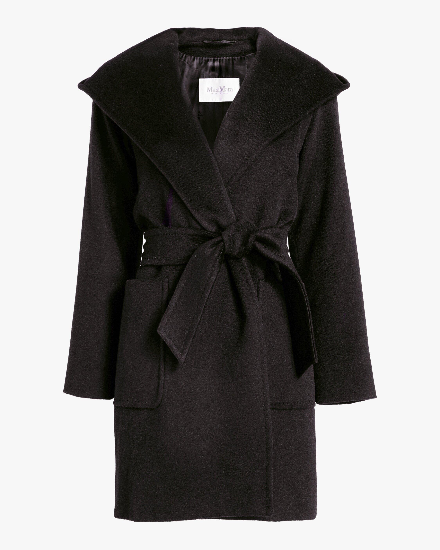 Max Mara Rialto Short Coat 0
