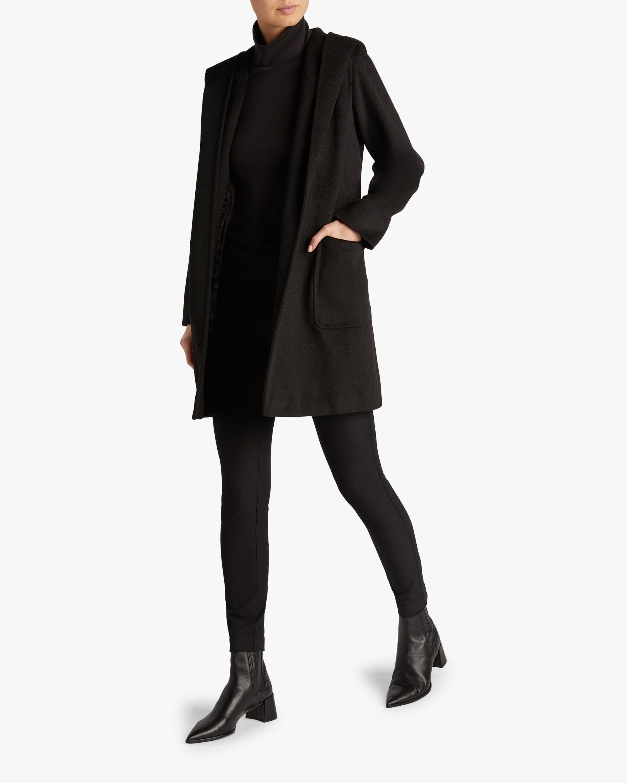 Max Mara Rialto Short Coat 1