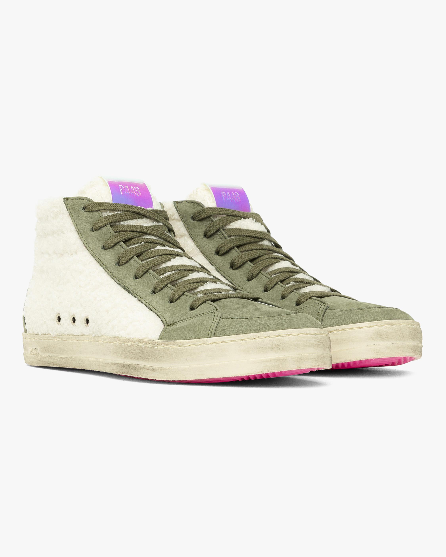 P448 Skate Wad Hi-Top Sneaker 2