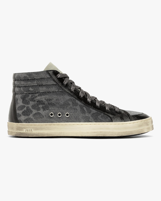 P448 Skate Glam Hi-Top Sneaker 1