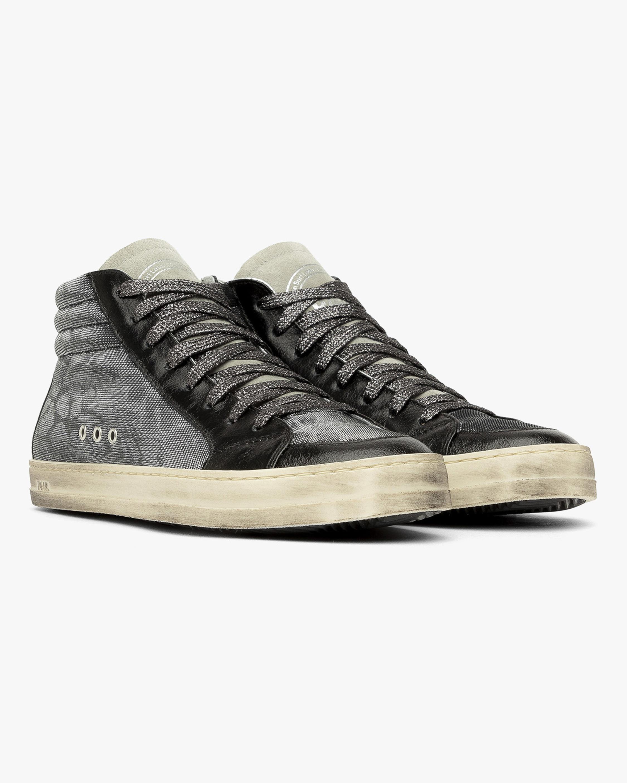 P448 Skate Glam Hi-Top Sneaker 2