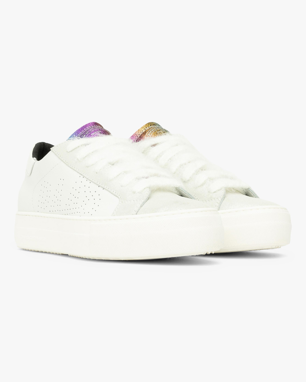 P448 Thea Rainbow Sneaker 2