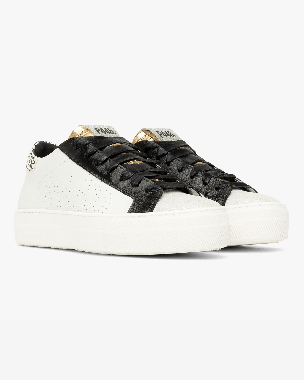 P448 Thea Goldama Sneaker 2