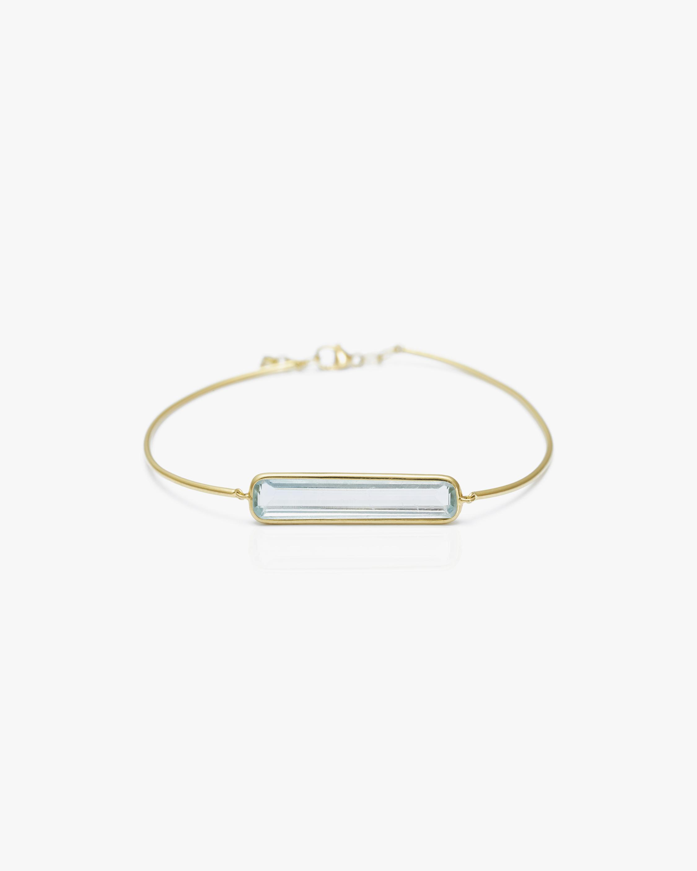 Yi Collection Aquamarine Bracelet 0