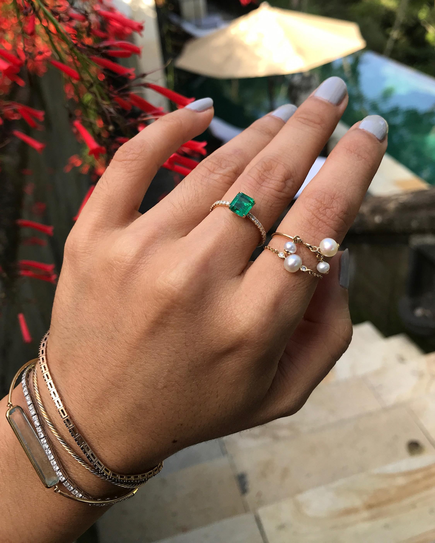 Yi Collection Aquamarine Bracelet 3