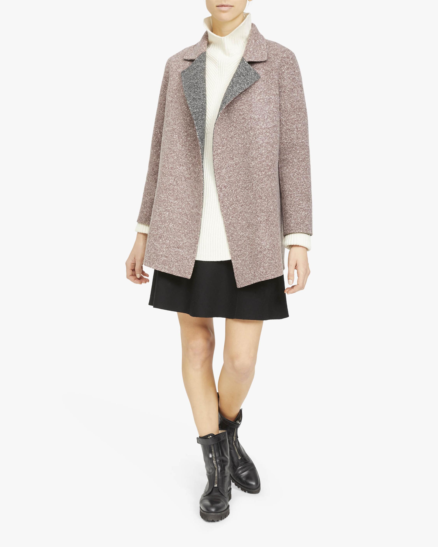 Theory Clairene Boucle Jacket 1