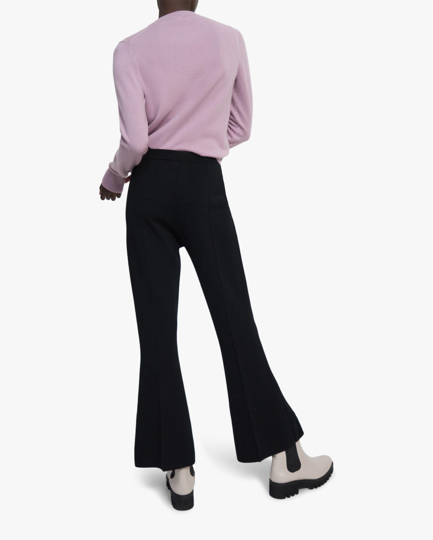 Theory Flared Wool Pants 1