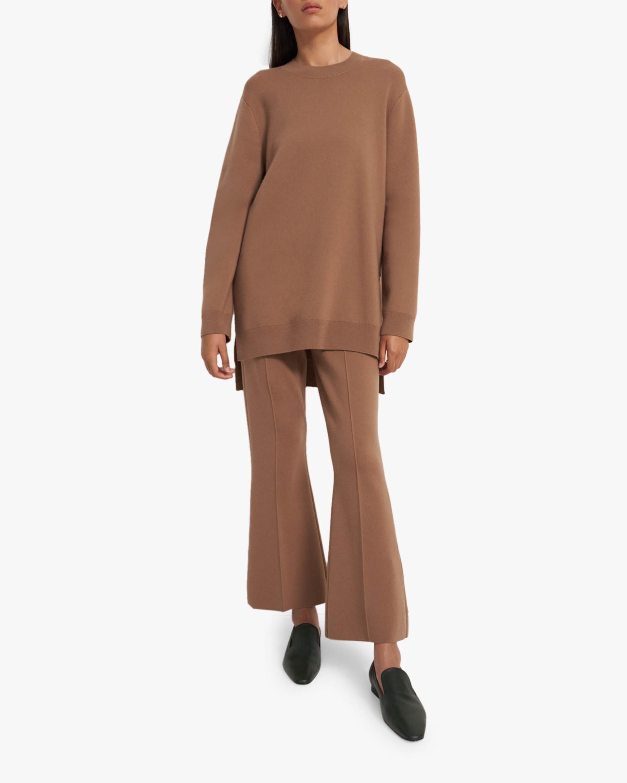 Theory Interlock Wool Tunic 1
