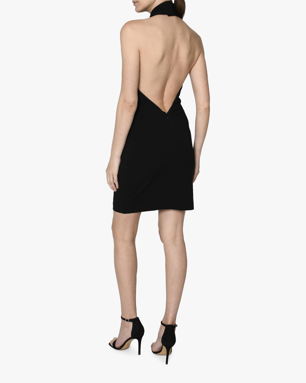 Nicole Miller Jersey Mock-Neck Mini Dress 2