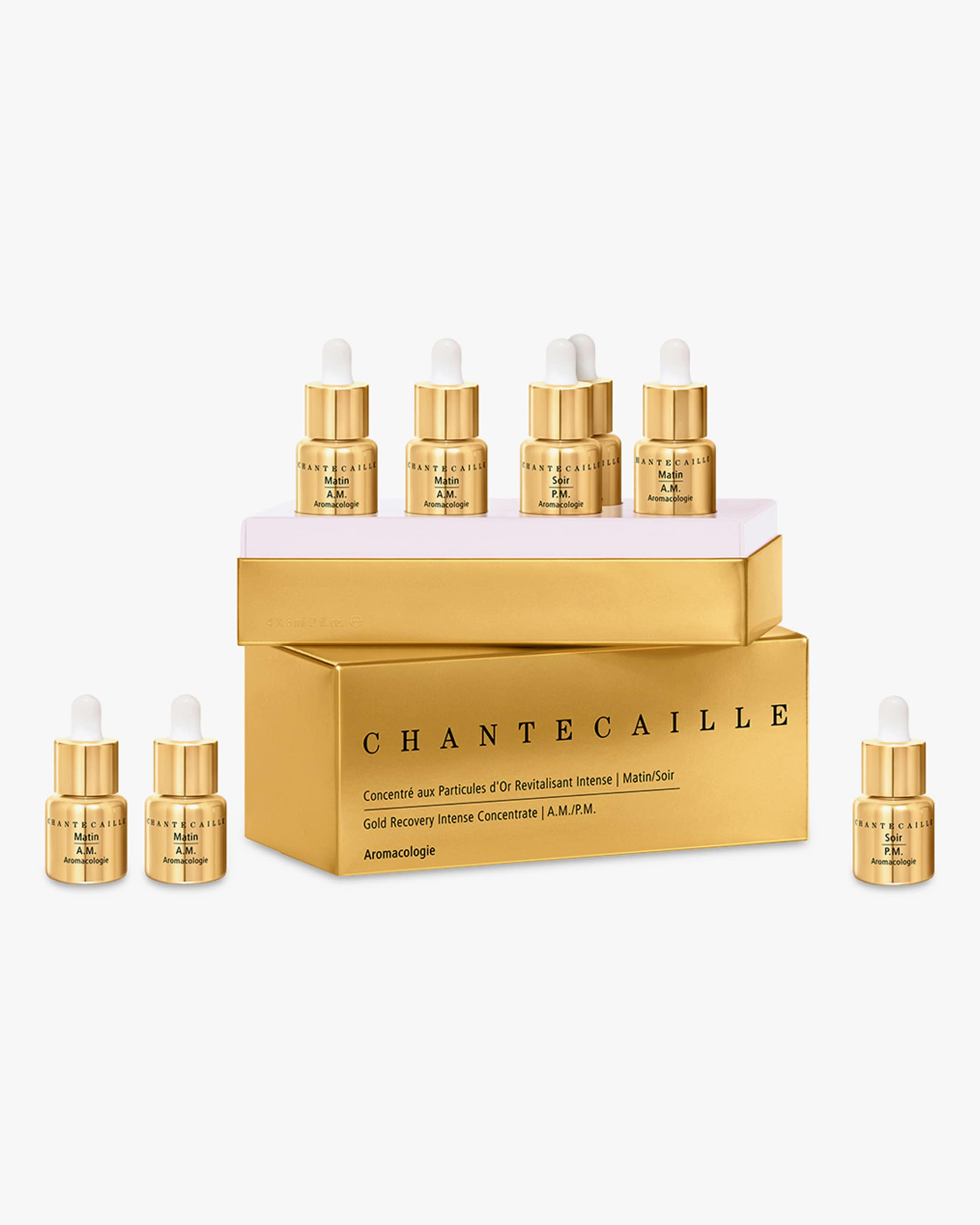 Chantecaille Gold Recovery Intense Concentrate A.M./P.M. 1
