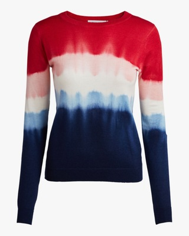 Prabal Gurung Tie-Dye Crewneck Sweater 2